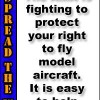 If You Enjoy Flying Model Aircraft Please Help the AMA