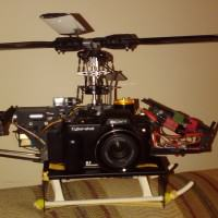 Some Thoughts On Recording Aerial Video with a Small RC Helicopter