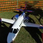 jet model airplane
