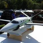 electric model jet