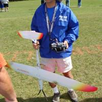 very fast model airplane