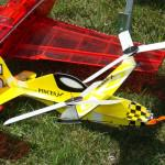 electric autogyro from foam
