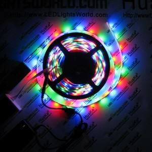 Dream Color LED Strip from LedLightsWorld.com