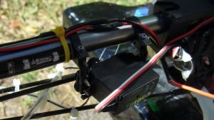 Mini-Titan e325 Damaged Futaba 9257 Servo