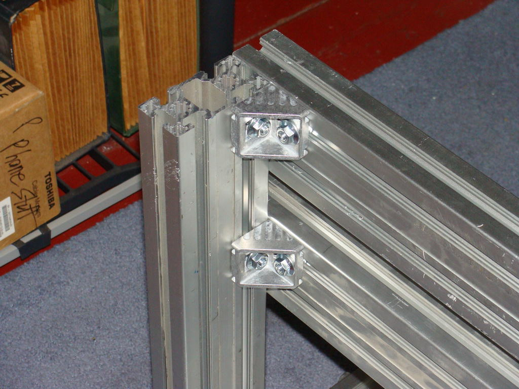diy cnc machine aluminum