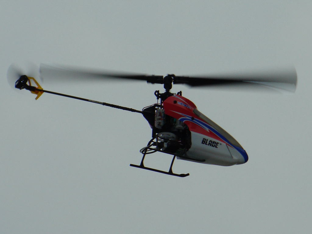 Eflite MCPX Helicopter