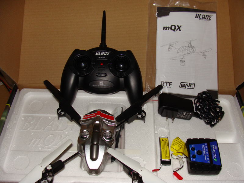 Blade MQX RTF