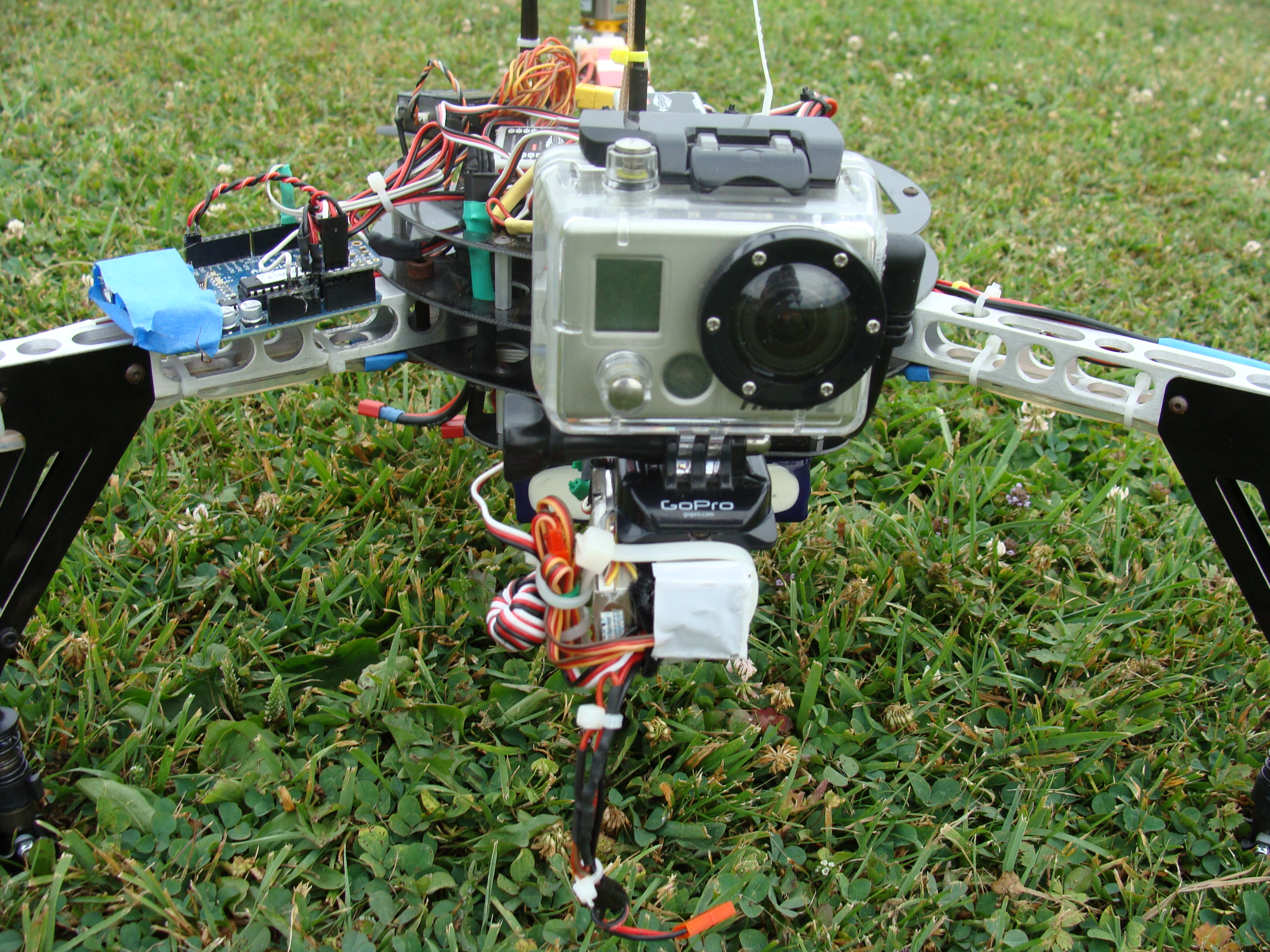 Multicopter Simple FPV Setup