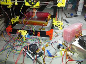 3D Printer Wire Jungle OB 1.4