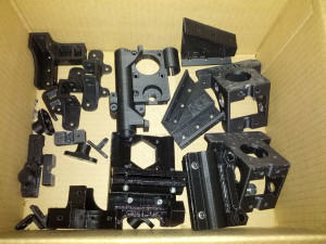 Growing Box of 3D Printer 3D Printer Parts for Cloned OB 1.4 Printer