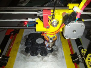New 3D Printed ABS X-carriage Printing Parts For Printer Clone