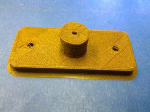 New 3D Printer Extruder Adapter from PLA