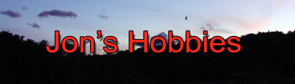 Jon's Hobbies