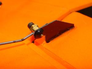 Flite Test Bloody Wonder V2 Control Horns