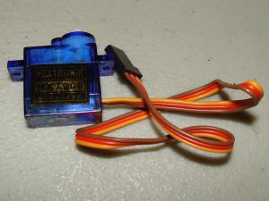 Hextronix 9 gram servo