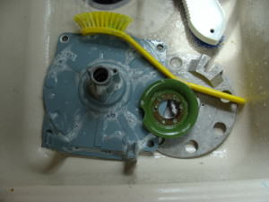 POWERSTAT AUTOTRANSFORMER CLEANING