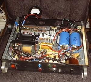 DIY Argon Laser Power Supply