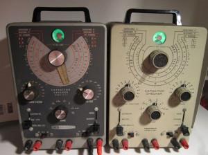 Heathkit IT-11 and IT-28
