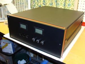 DIY Laser PSU Front Panel 1